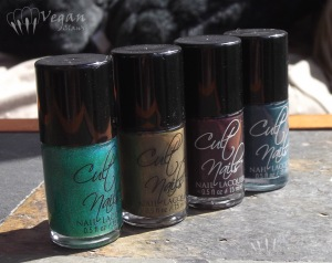 Cult Nails Fall 2011 collection