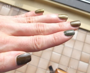 Cult Nails In a Trance comparison
