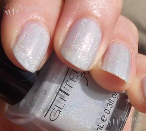 Glitter Gal Light as a Feather
