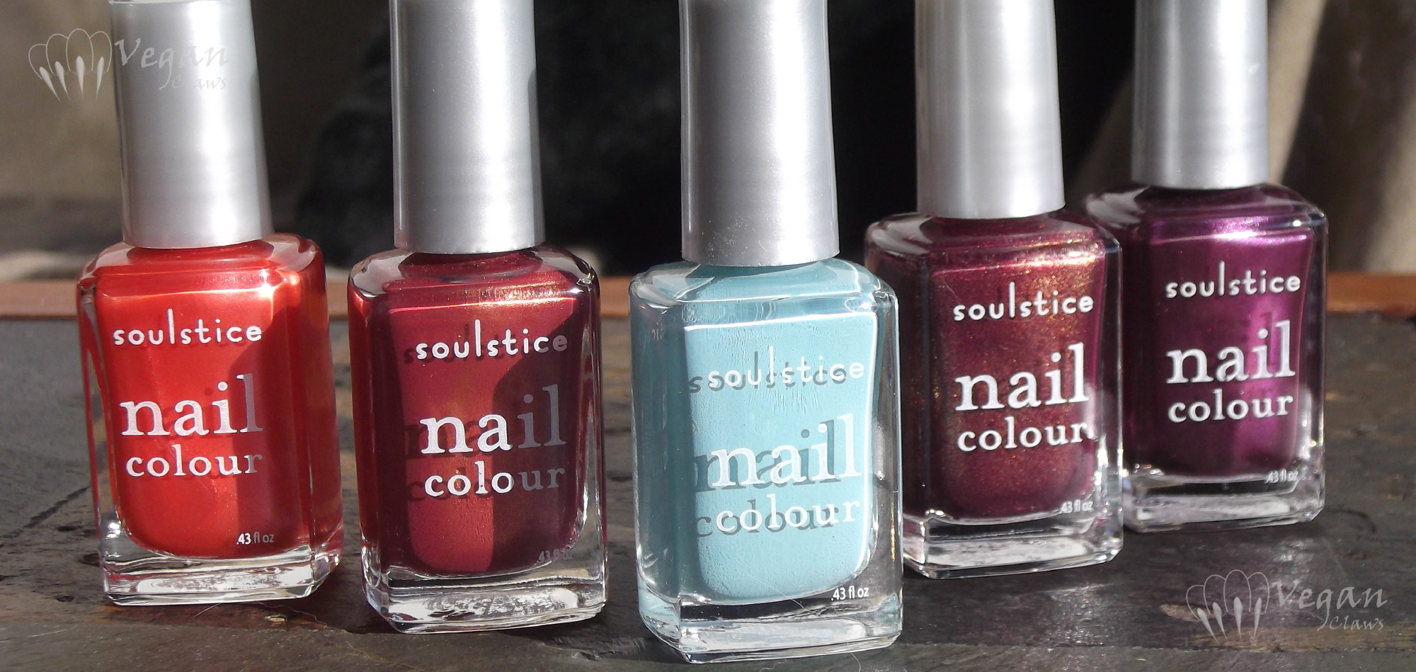 Soulstice Spa Swatches Vegan Claws