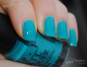 OPI Fly, with flash