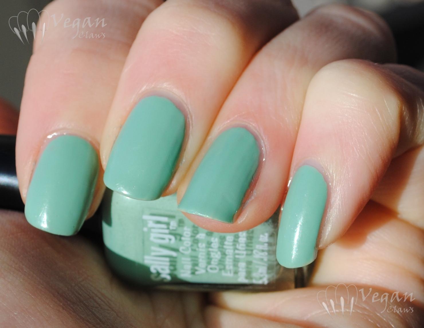 Sally Girl | Vegan Claws