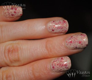 Zoya Cho, LA Girls Glitter Addict Inspire & Animate, and Zoya Lucy