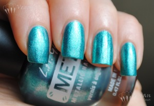 LA Girl Chromium Green