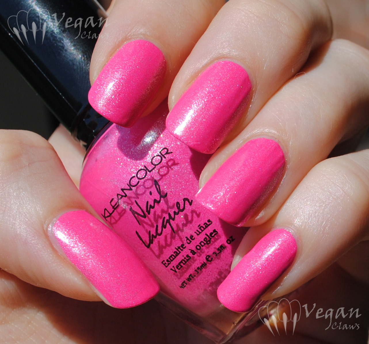 Kleancolor Pink Lady | Vegan Claws