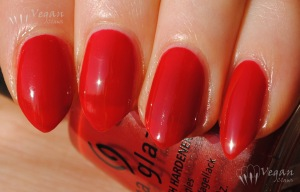 China Glaze Sacred Heart