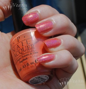 Ozotic 522 over OPI Nice Hand... Great Nails