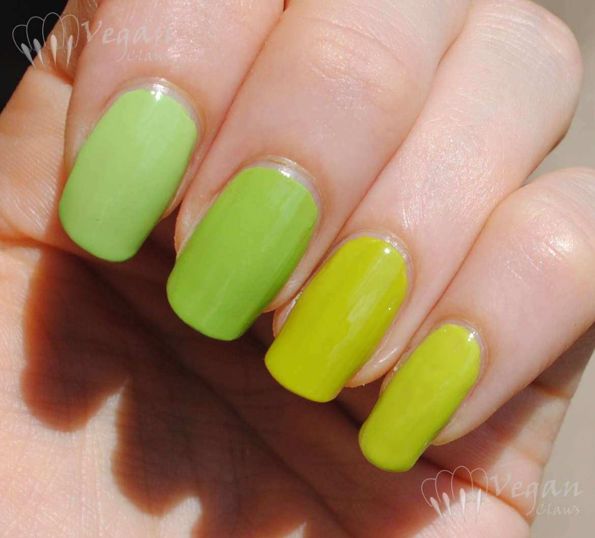 Misa Good to be Green and Comparisons | Vegan Claws