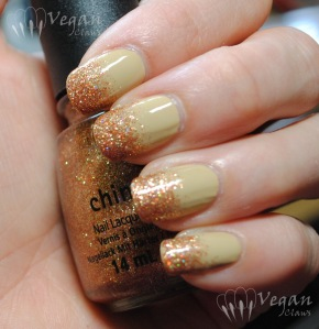China Glaze Kalahari Kiss and I Herd That