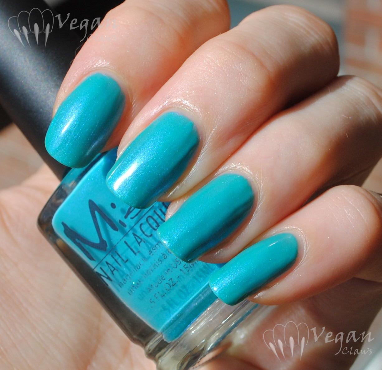 Neon Aqua Nail Polish - lekton.info