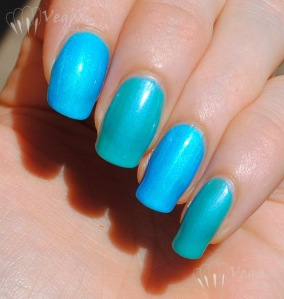Misa Skinny Dipping and Color Club Wicked Sweet
