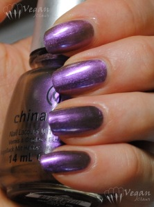 China Glaze No Plain Jane