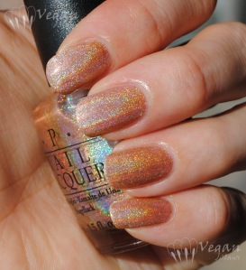 OPI Opening Night Gold