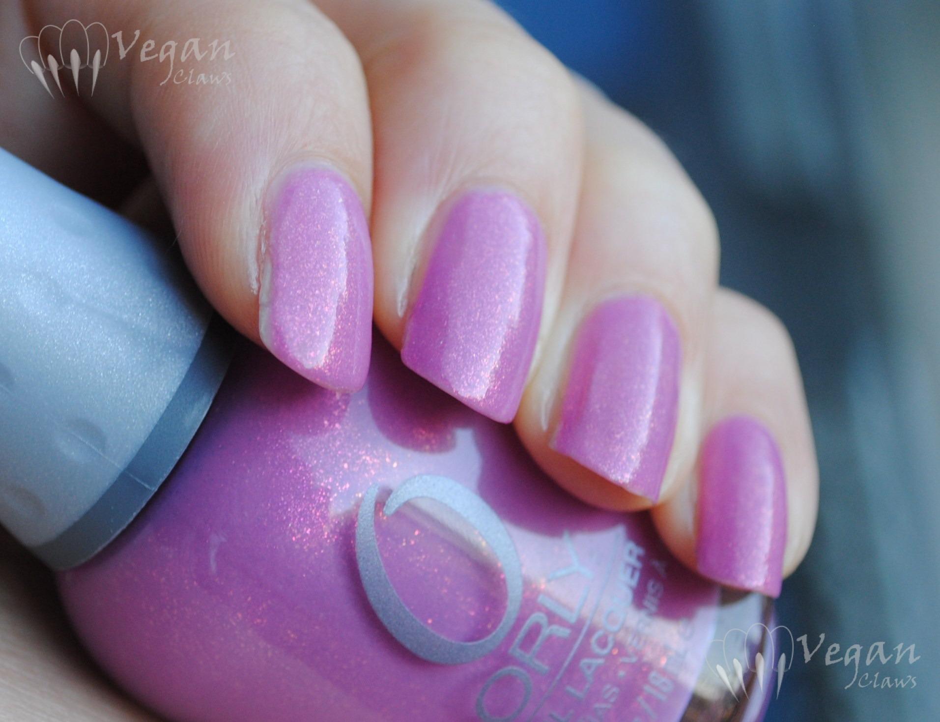 Hot Pink Glitter Nail Polish Nail of Milani Hot Pink
