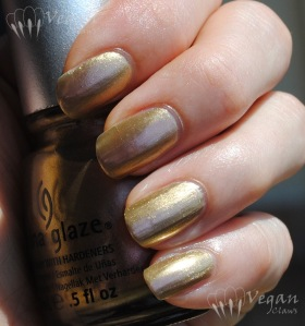 China Glaze Swanky Silk