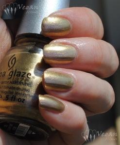 China Glaze Swanky Silk