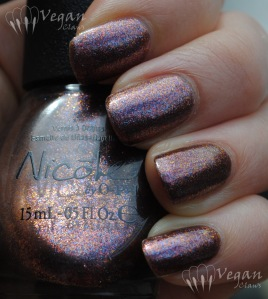 Nicole by OPI Just Busta Mauve