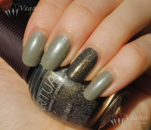 Gosh Fossil Grey and SpaRitual Conglomerate
