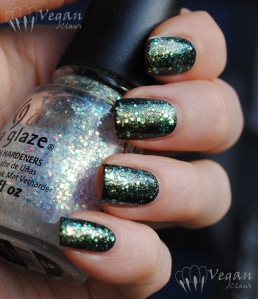 China Glaze Make a Spectacle over Cast a Spell