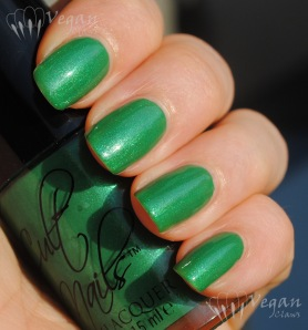 Cult Nails Feelin' Froggy