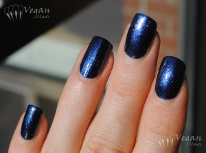Nicole by OPI If the Blue Fits