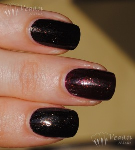 China Glaze Midtown Magic and Picture Polish Voodoo