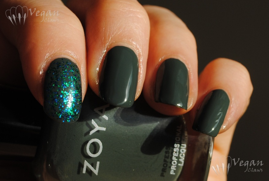 Zoya Evvie with No Miss Peacock