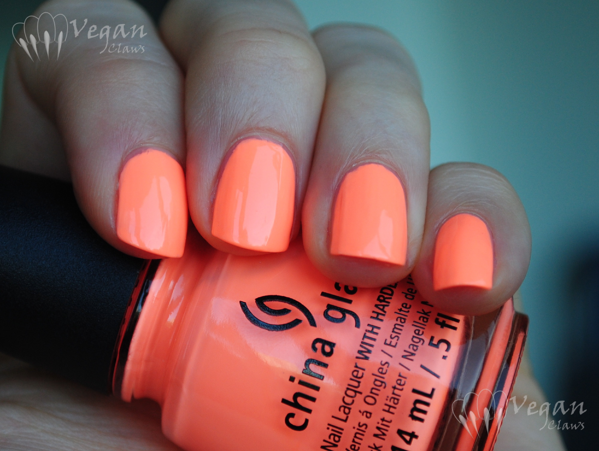 China glaze vegan claws page 3 china glaze sun of a peach nvjuhfo Gallery