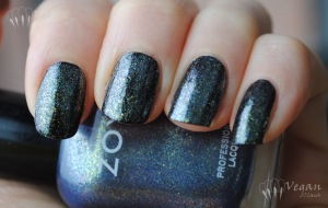 Zoya FeiFei over black