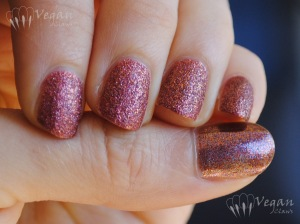 Nicole by OPI Cinna-man of My Dreams and Just Busta Mauve