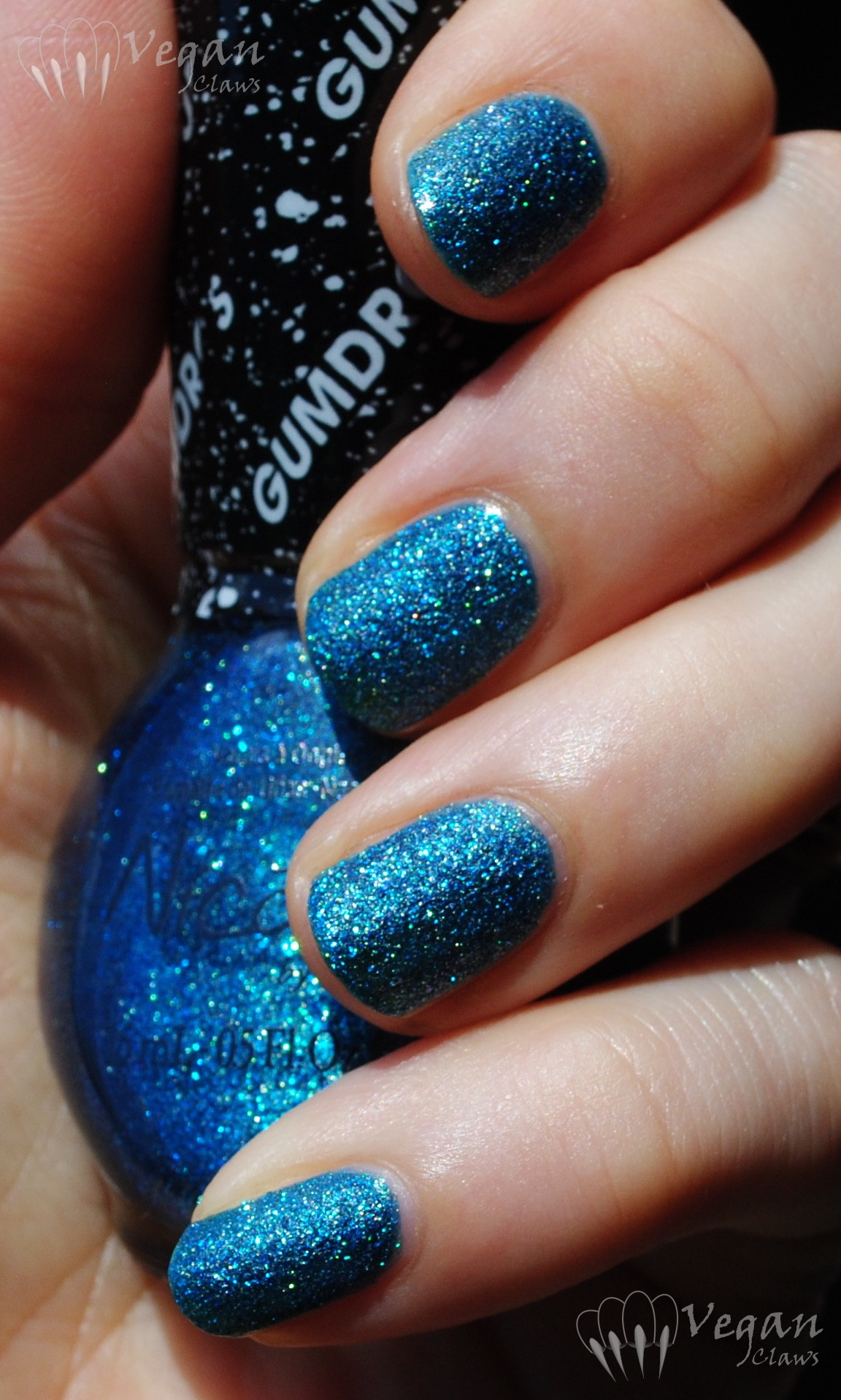 Nicole by OPI That\'s What I Mint   Vegan Claws