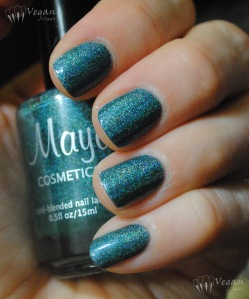 Maya Cosmetics Nefarious Aquarius