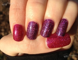 Zoya Aurora and Orly Miss Conduct