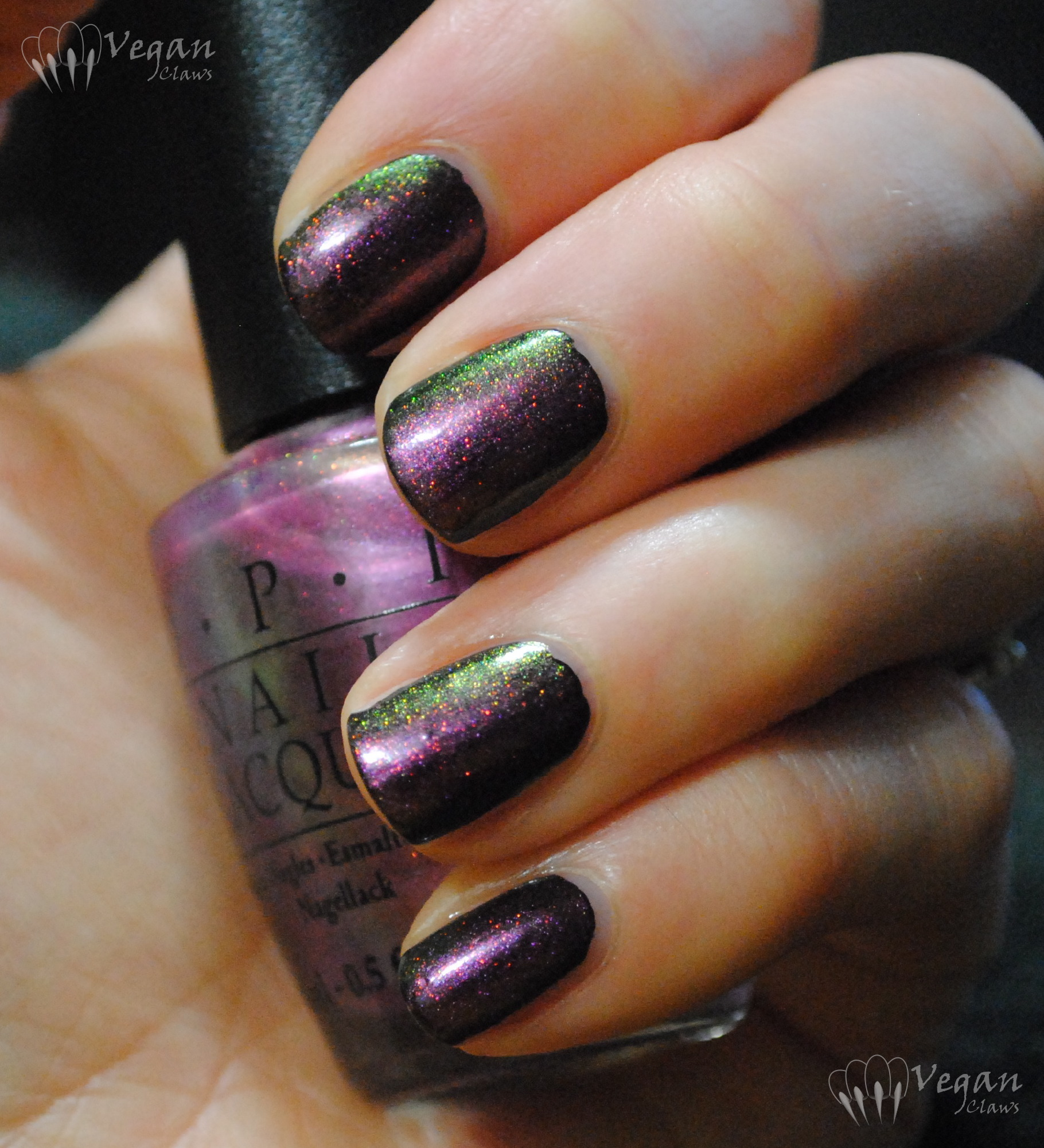 OPI Movin\' Out | Vegan Claws