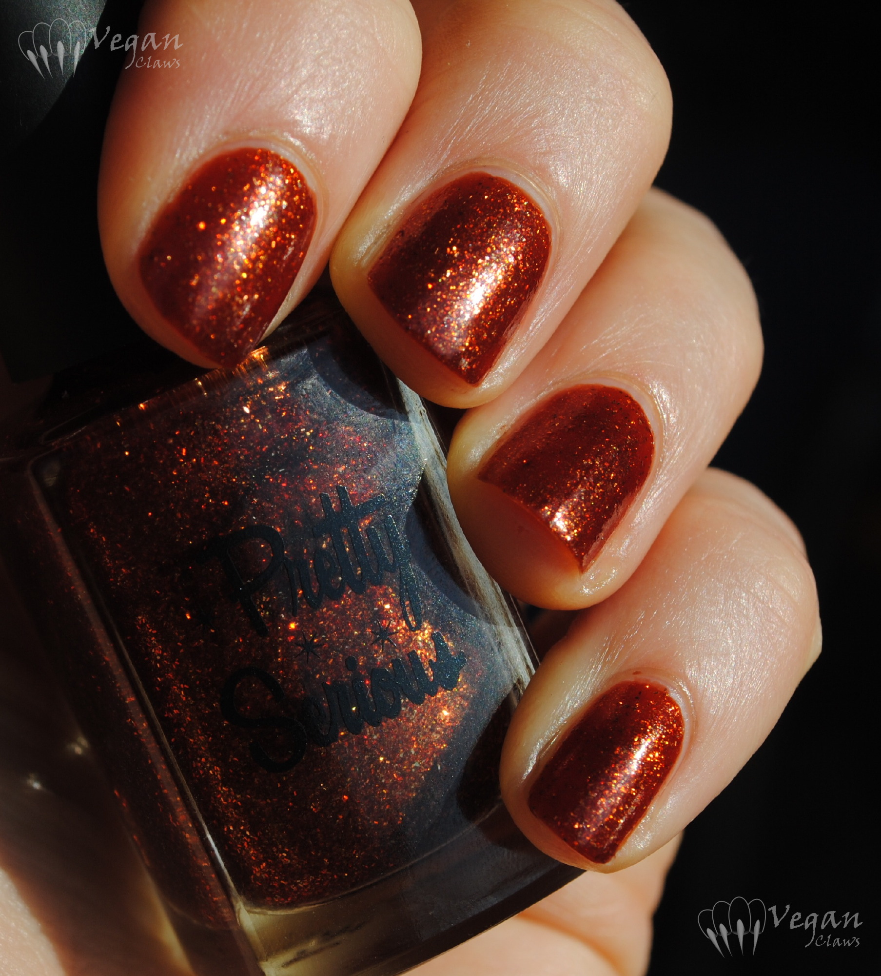 dark orange nail polish - HD 1807×2000