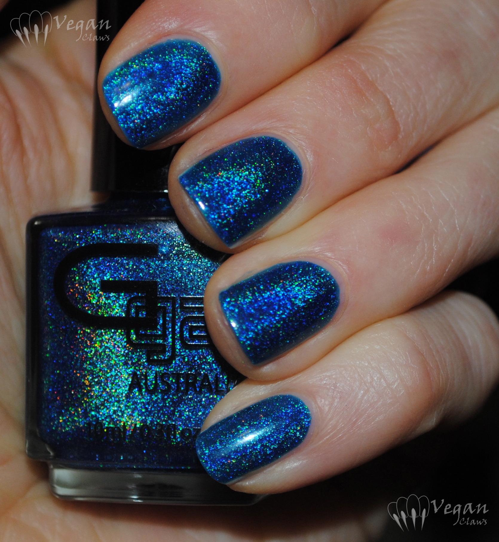 Glitter Gal – Navy I Will Navy I Won\'t, Big Smoke, and Gloss Boss ...