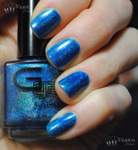 Glitter Gal Navy I Will Navy I Won't