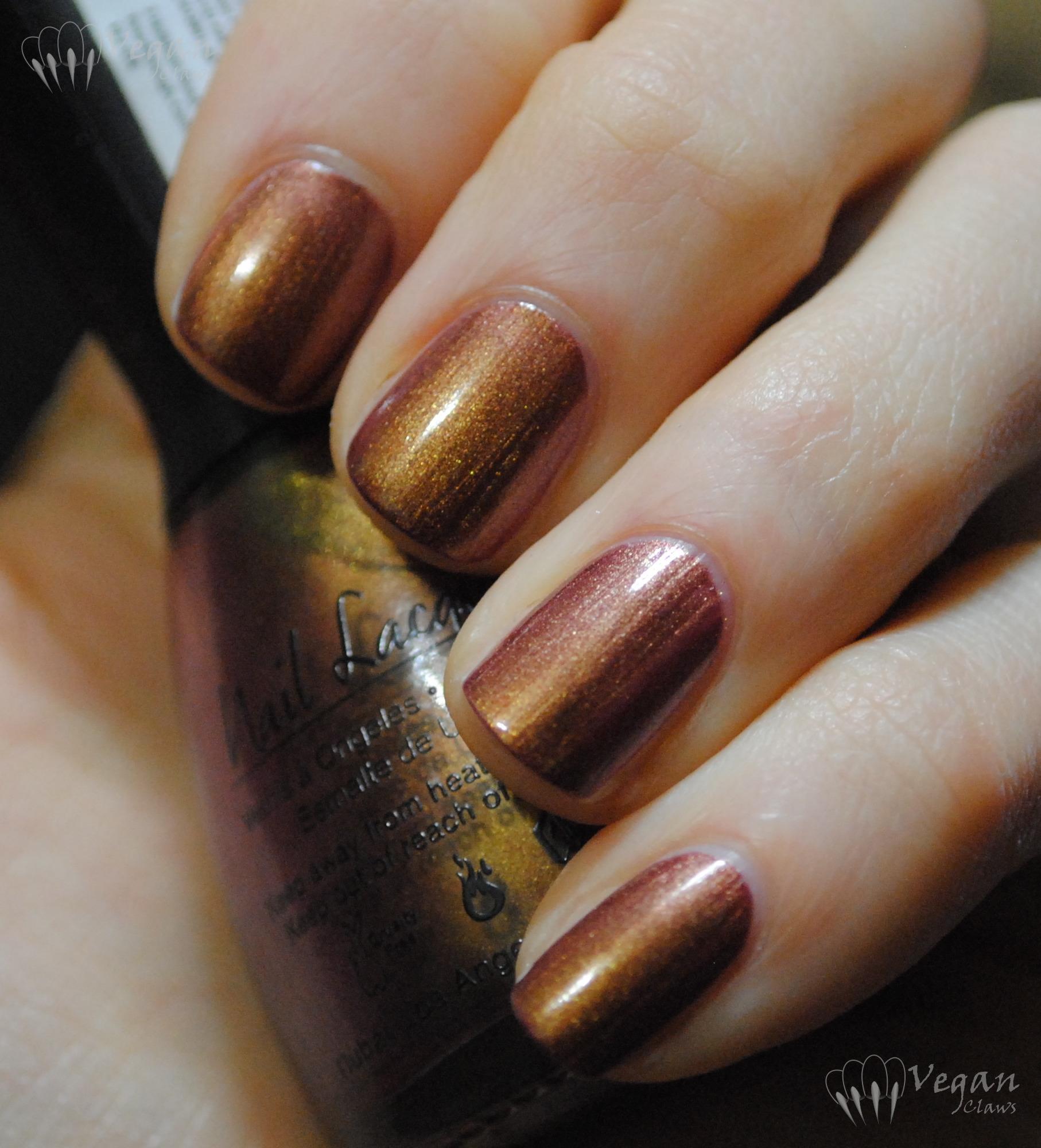 Nubar Gold Leaf | Vegan Claws