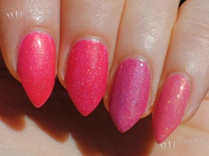 blackcatlacquer_lotusflower_picturepolish_electriccoral_colouralike_510_ilnp_cutiepop