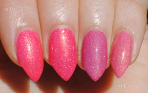blackcatlacquer_lotusflower_picturepolish_electriccoral_colouralike_510_ilnp_cutiepop2