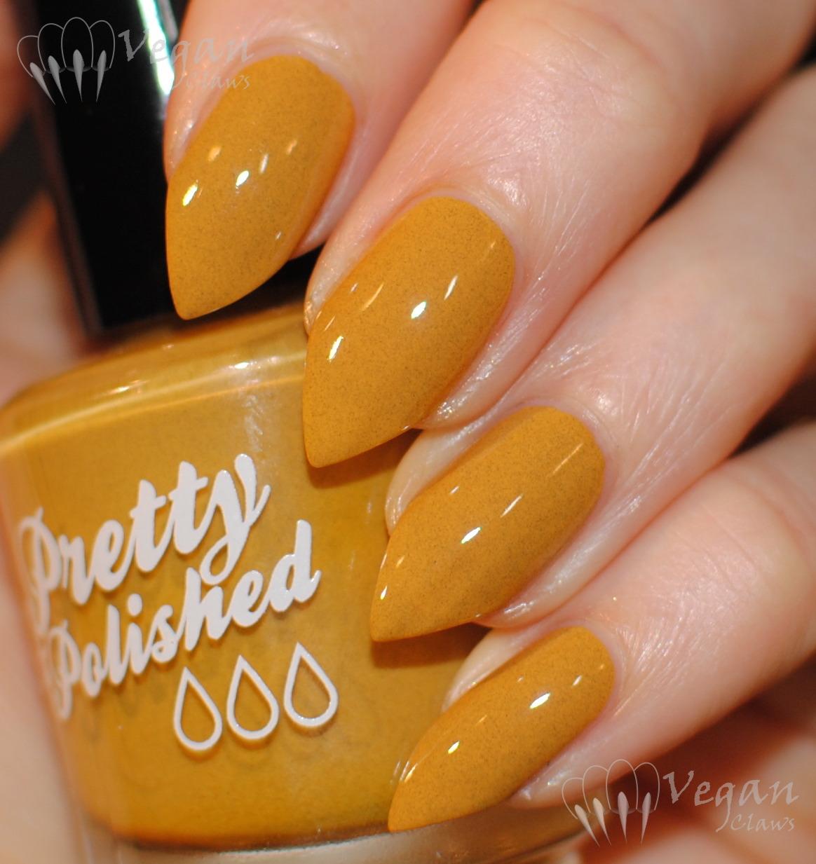 orange   Vegan Claws