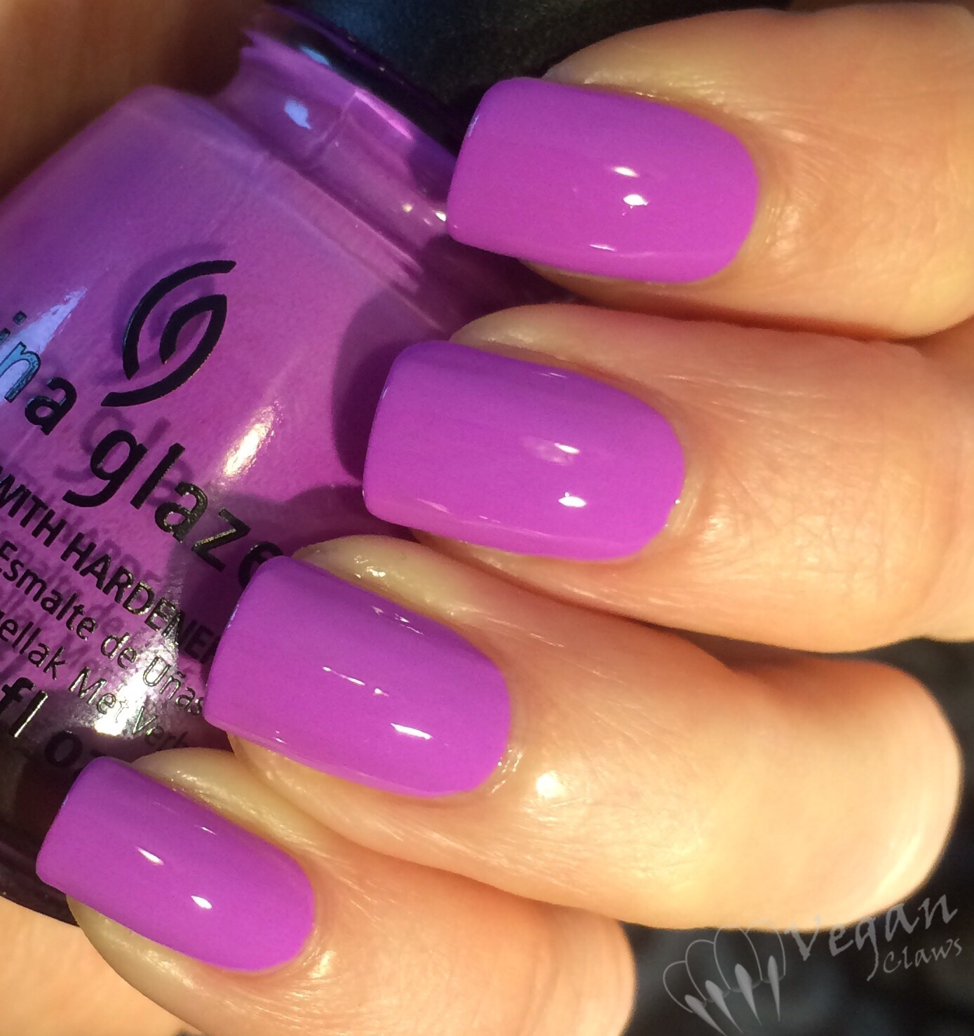China Glaze | Vegan Claws